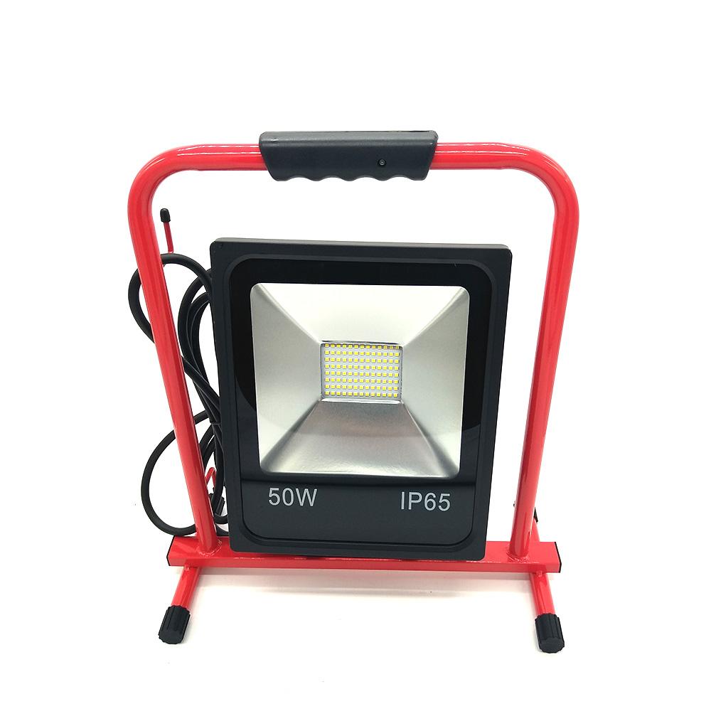 LED-Strahler-50Watt-Bauleuchte